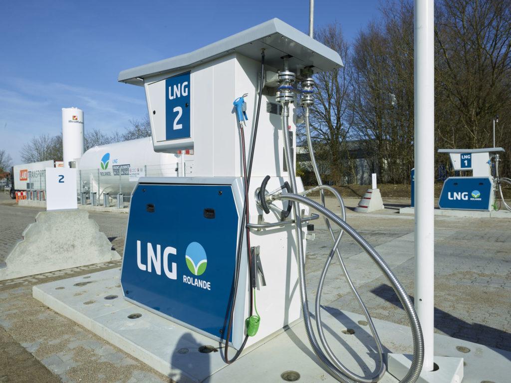 Dispenser Lubeck LNG